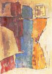 Acryl auf Leinwand     70 x 50 cm     2000