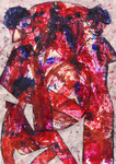 Acryl auf Papier     50 x 70 cm     2007