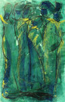 Acryl auf Papier     100 x 70 cm     2001