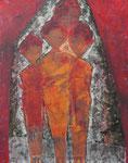 Acryl auf Leinwand     50 x 70 cm     2007