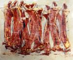 Acryl auf Papier     50 x 40 cm     2004