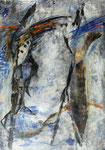 Acryl auf Papier     70 x 50 cm     1998