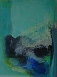 Norwegische Impression 3 - Acryl auf Leinwand 40x30 cm verkäuflich