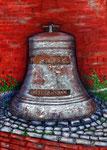Dezember St. Michael Glocke von Hedwig Ziolkowski