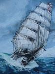 Seeadler - Aquarell 60x40 cm verkäuflich