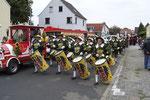 """""""Im Wonnegau und drum herum, die schäanscht Kerb is in Piffelkum"""", so tönt es (wieder) seit 1986 Jahr für Jahr durch Pfiffligheim. (Bild: Karl Schröding)"""