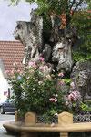 """Das """"Lutherbaum-Denkmal"""" im Zustand heute. (Bild: Anneliese Dauphin)"""
