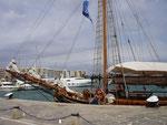 Hafen Ibiza Stadt
