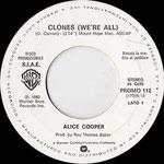 Clones (we're all) / Ma con l'amore no (Uberto Napolitano) - Italy - Juke-Box - A
