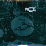 Eighteen / Body - Astroturf Live - Sleeve - Back