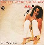 How you gonna see me now / No tricks - Italy - Front