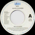 Hey Stoopid - Wind up Toy - Dutch Record for German Market - A