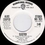Elected / Luney Tune - USA - promo B