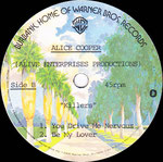"""You Drive me nervous / Be my Lover - 10"""" Acetate - USA - A"""