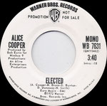 Elected / Luney Tune - USA - Promo A