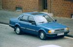 9. Fahrzeug - Ford Orion - 1576 ccm - 79 PS