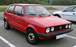 6. Fahrzeug - VW Golf I - 1577 ccm - 75 PS (BEISPIELBILD)