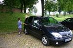 17. Fahrzeug - Renault Scenic 1.6-16V - 1998 ccm - 139 PS (Mit meinem zweiten & dritten Sohn)
