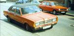 "7. Fahrzeug - Ford Taunus GXL-V6 ""Knudsen"" - 2000 ccm - 90 PS"
