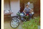 2. Fahrzeug - Zündapp C 50 Sport - 49 ccm - 2,9 PS (Ich, Jung und frisch auf Vaters Moped)