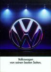 (0100) IAA-Mappe Teil-Ill - Volkswagen von seinen besten Seiten.