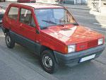 14. Fahrzeug (Winterfahrzeug) - Fiat Panda - 837 ccm - 34 PS (BEISPIELBILD)