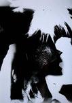 phallus jealousy 1, 30 x 40 cm, 2009, Unikat