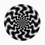 Wellenelement 1 multiple Rotation 4, 1966 − 1967