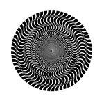 Wellenelement multiple Rotation 6, 1966 − 1967