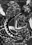 Angst essen Seele auf 1, 2008, Unikat