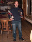 Platz 1 - Sieger des Champagnerpokals - Hans-Jörg