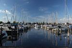 Yachthafen von Lemmer.