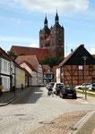 Stadtmitte von Seehausen