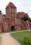 Historische Stadtor und Stadtmauer