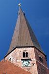 Turm von der Marienkirche