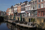 Stadtmitte von Leeuwarden.