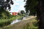 Nahe der Stadtmitte in Seehausen