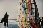 Shamrock Fotoshooting für ein Surf Magazin