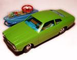 Ford Maverick filoguidata – epoca 1965