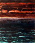 """""""Zwielicht"""", 2020, Öl auf Leinwand, 30 x 25 cm"""