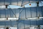 Viermastvollschiff Kruzenstern (Diascan)