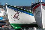 Fischerboote, Sao Miguel