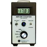 Compteur d'ions négatifs et positifs dans l'air