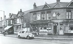 Stockfield Road at the corner of Waterloo Road, 1957 (Birmingham Libraries)