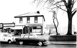 The Laurels 27 February 1961 (Birmingham Libraries). A betting shop can be seen at the rear