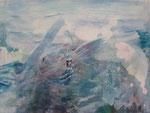 Koma  2010,  Öl auf Leinwand,  40 x 60 cm