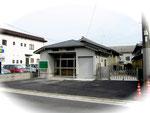 福岡県警 金納駐在所 地域との親近感