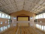 伝習館高校(柳川)改築工事基本設計 体育館メインアリーナ