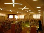 大木町図書情報センター 2階こども図書コーナー