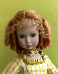 """ROCOCO-CHILD"",  Size:  23,62 inch,  Hair:  Mohair"
